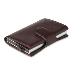 RFID card holder and wallet